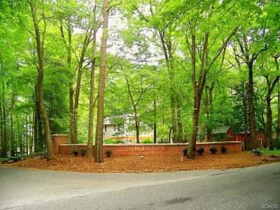 Residential Lots & Land For Sale: Lot 25 & 26 Holly Oak Lane