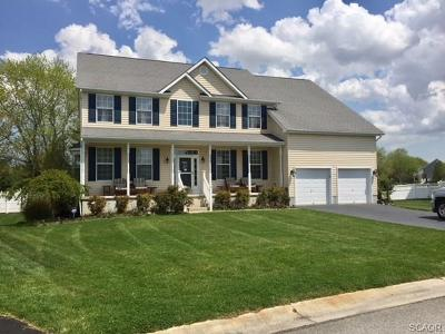 Milford Single Family Home For Sale: 107 W Green