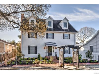 North Rehoboth Single Family Home For Sale: 42 Pennsylvania Ave