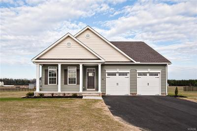 Milford Single Family Home For Sale: 140 Evesboro Drive