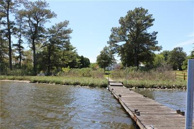 Harbeson Residential Lots & Land For Sale: Sloan Rd