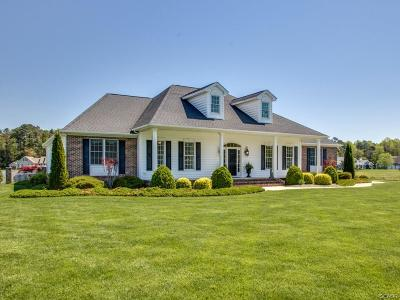 Milford Single Family Home For Sale: 16499 Retreat Cir