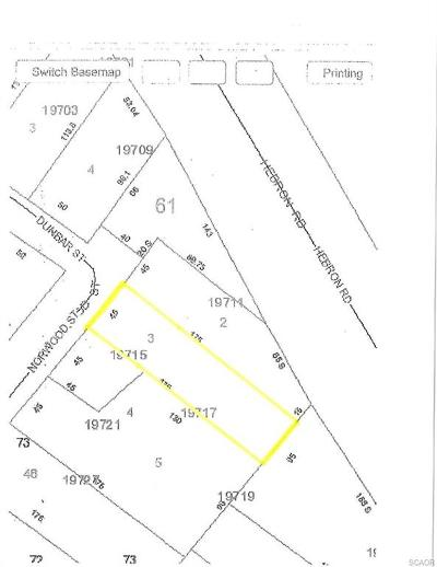 Residential Lots & Land For Sale: Lot 90 Norwood Street