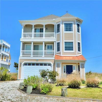 Broadkill Beach Single Family Home For Sale: 1106 S. Bayshore Drive