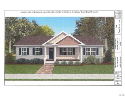 Single Family Home For Sale: Lot 6 Boaters Place