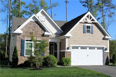 Selbyville Single Family Home For Sale: 37403 Woods Run Circle