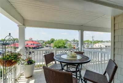Lewes Beach Condo/Townhouse For Sale: 110 Anglers Road #302