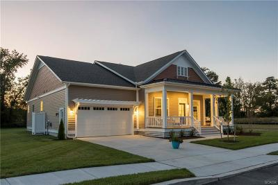 Ocean View Single Family Home For Sale: 12 Johnsons Glade Lane Lot 5