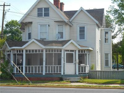 Single Family Home For Sale: 131 Union
