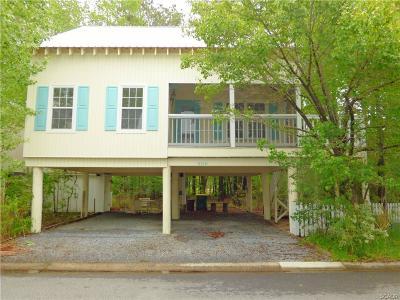 Bethany Beach Single Family Home For Sale: 608 New Providence Road #44