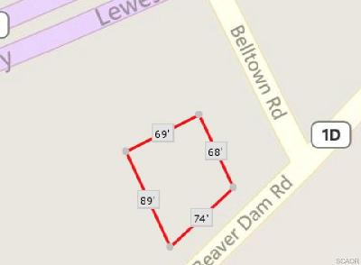 Residential Lots & Land For Sale: Beaver Dam Rd