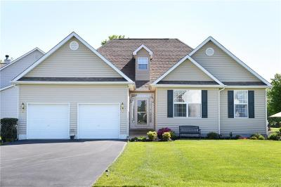 Milford Single Family Home For Sale: 101 W Green Lane SW
