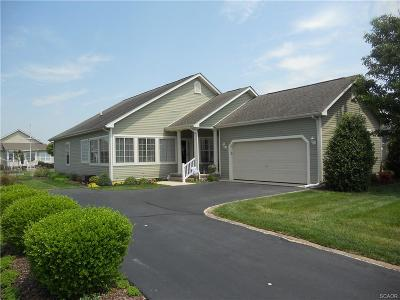 Milford Single Family Home For Sale: 18 Kingston Terrace
