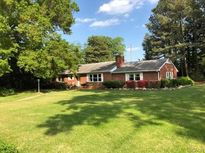 Selbyville Single Family Home For Sale: 16 E 2nd Street