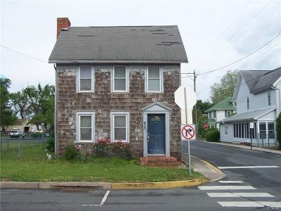Single Family Home For Sale: 103 S Washington