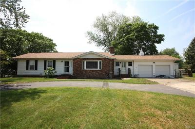 Milford Single Family Home For Sale: 745 Milford Harrington