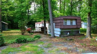 Milton Mobile Home For Sale: 167 W Lake Drive