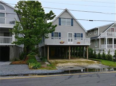 Bethany Beach Single Family Home For Sale: 220 Hollywood