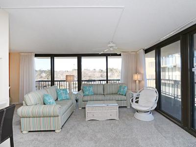 Bethany Beach Condo/Townhouse For Sale: 210n Chesapeake House