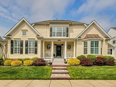 Milton Single Family Home For Sale: 16525 Howard Millman Lane