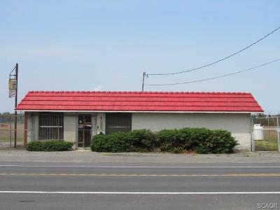 Laurel Commercial For Sale: 3061 Sharptown Road