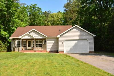 Milton Single Family Home For Sale: 28910 Poplar Grove Drive