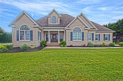 Milton Single Family Home For Sale: 16743 Hudson Rd