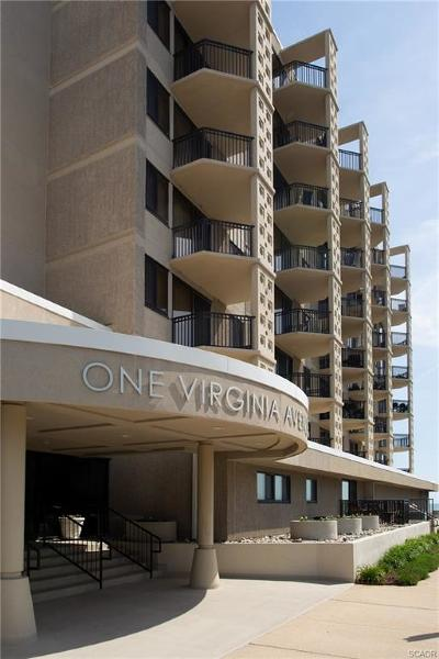 North Rehoboth Condo/Townhouse For Sale: 1 E Virginia #316