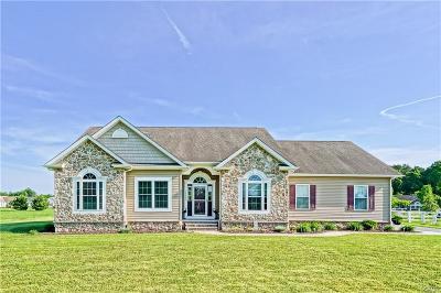 Milton Single Family Home For Sale: 15204 Autumn Oaks Drive