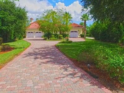 Fernandina Beach Single Family Home For Sale: 96188 Marsh Lakes Drive