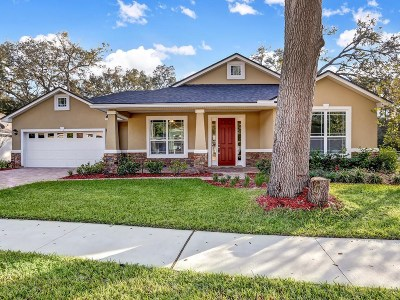 Yulee Single Family Home For Sale: 96188 Windsor Drive