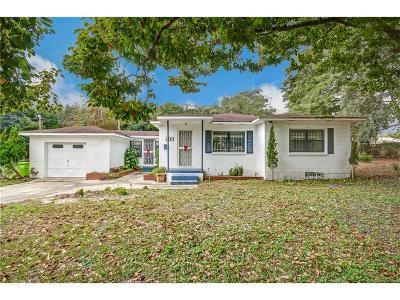 Fernandina Beach Single Family Home For Sale: 233 S 14th Street