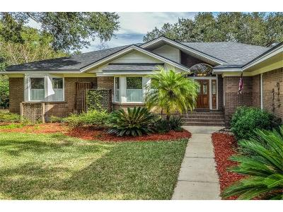 Amelia Island Single Family Home For Sale: 96079 Marsh Lakes Drive