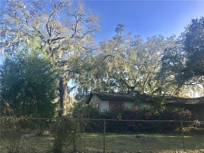 Yulee Single Family Home For Sale: 86206 Palmetto Street