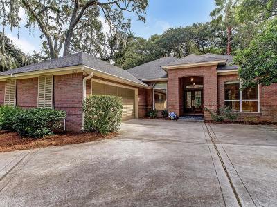 Fernandina Beach Single Family Home For Sale: 1625 Regatta Drive