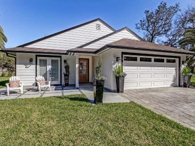 Fernandina Beach Single Family Home For Sale: 2122 Off Shore Drive