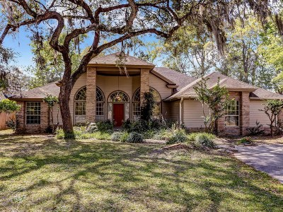 Yulee Single Family Home For Sale: 86305 Meadowfield Bluffs Road