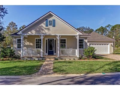 Yulee Single Family Home For Sale: 28180 Grandview Manor