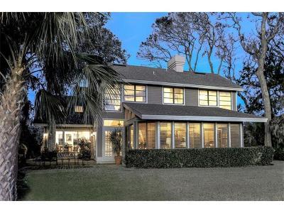 Amelia Island Single Family Home For Sale: 25 Marsh Hawk Road