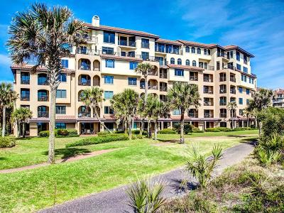 Fernandina Beach Condo/Townhouse For Sale: 1637 Sea Dunes Place #1627