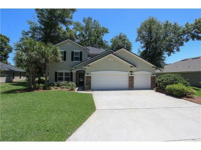 North Hampton Single Family Home For Sale: 862276 North Hampton Club Way