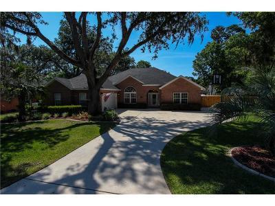 Fernandina Beach Single Family Home For Sale: 96087 Sea Winds Drive