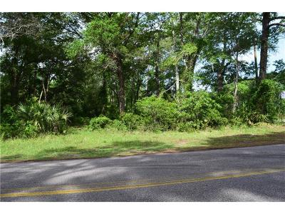Yulee FL Residential Lots & Land For Sale: $199,000 SR 200 OPPORTUNITY!