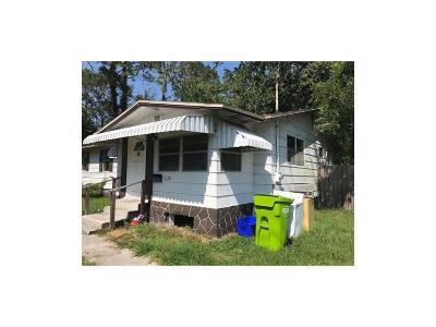 Fernandina Beach Single Family Home For Sale: 1128 S 10th Street