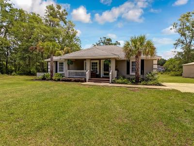 Yulee Single Family Home For Sale: 98234 Swamp Fever Lane