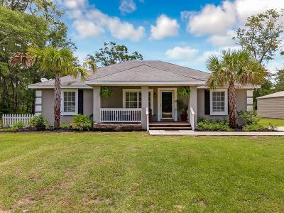 Yulee Single Family Home For Sale: 98252 Swamp Fever Lane