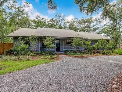 Yulee Single Family Home For Sale: 86443 Meadowfield Bluffs Road