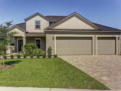 Amelia Island Single Family Home For Sale: 96055 Ocean Breeze Drive