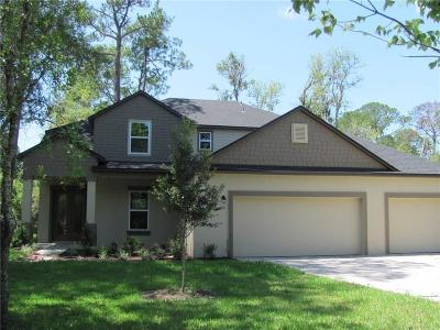 Amelia Island Single Family Home For Sale: 850 Simmons Road