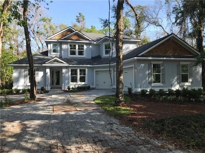 Fernandina Beach Single Family Home For Sale: 6 Moss Oaks Drive